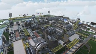 TrackMania Nations Forever Insane Track [Full HD] [Download]