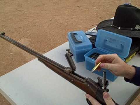 U.S. Springfield Model 1884 Trapdoor Rifle in .45-70