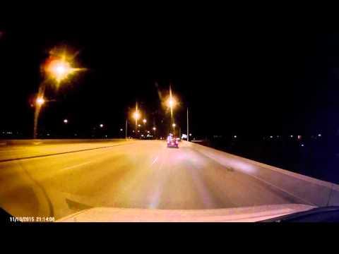 Uniden Cam945 Night Time Ride