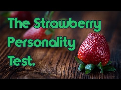 Japanese Personality Test: The Strawberry Field
