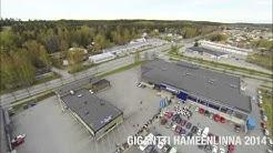 Hämeenlinnan Gigantin esittelyvideo