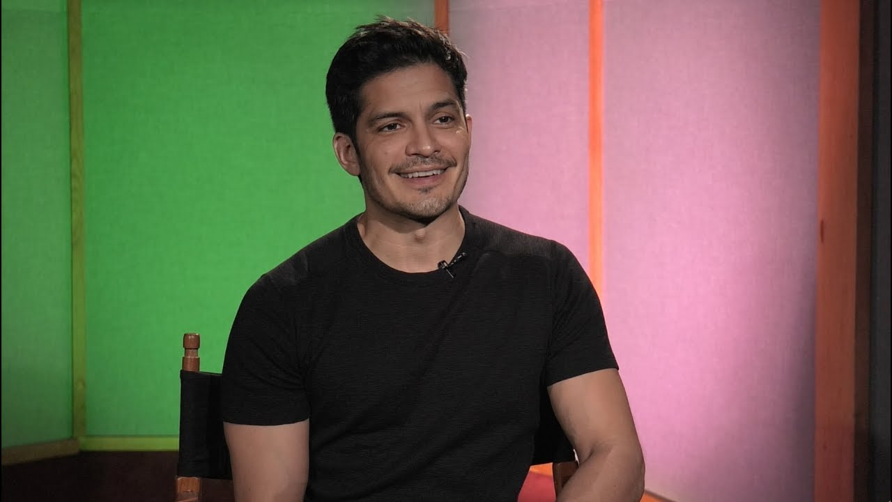 Nicholas Gonzalez - Playing a Sheriff on a Film About a Serious Topic | LatiNation