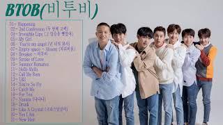 ℙ 비투비 잔잔한 노래 모음   BTOB Calm Songs Playlist