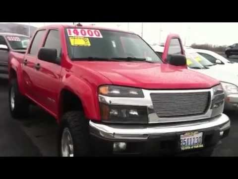 2005 gmc canyon truck 14000 youtube. Black Bedroom Furniture Sets. Home Design Ideas