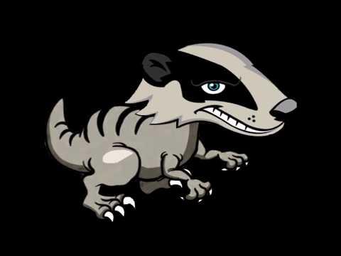 Revolvr vs Iggy Azalea - Raptor Badger | LYRICS
