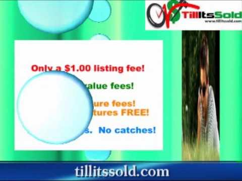 TillItsSold Auction Website