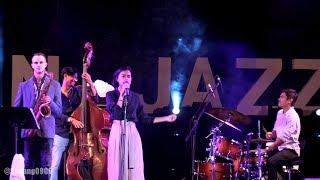 Download Lagu Indra Lesmana ft. Eva Celia – Sedalam Cintamu @ Prambanan Jazz 2018 [HD]