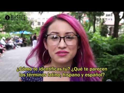 Diferencia entre latino, hispano y español