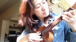 大滝詠一「スピーチ・バルーン」をウクレレのインストで演奏してみた。 ...