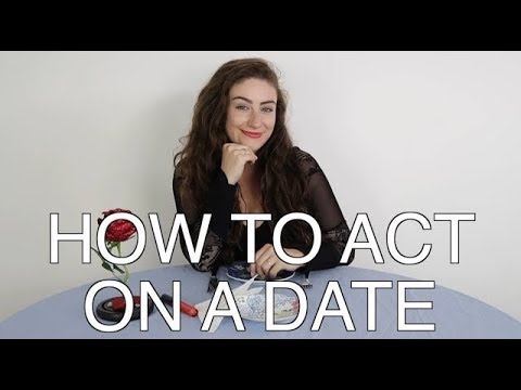 How To Act On A Date 😂| Comedy Sketch