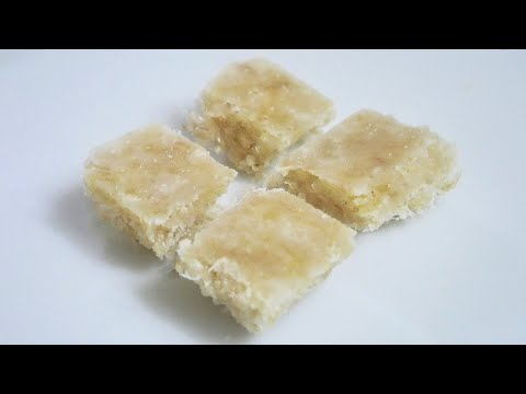 Ginger Candy Recipe | Candied Ginger Recipe | Crystallized Ginger Recipes | Homemade Candy Making