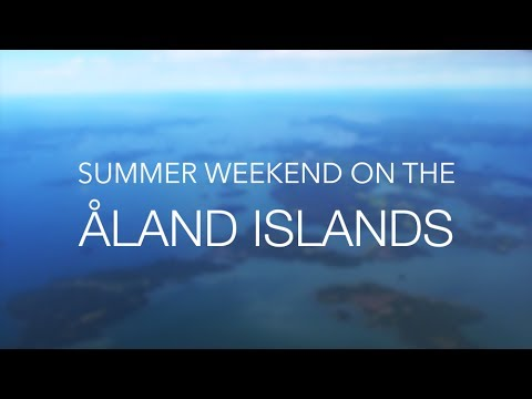 Summer Weekend on the Åland Islands