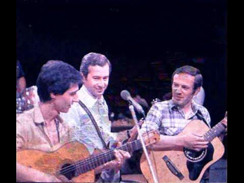 Modern Folk Üçlüsü - Bom Bili Bom ( Orijinal Plak kayıt  )