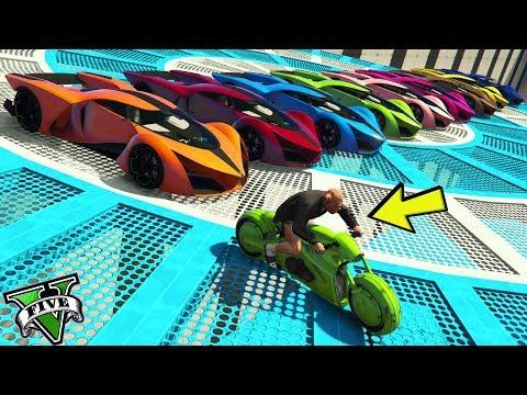 GTA 5 ONLINE 🐷 X80 PROTO VS SHOTARO !!! 🐷 LTS 🐷N*293🐷 GTA 5 ITA 🐷 DAJE !!!!!!! thumbnail