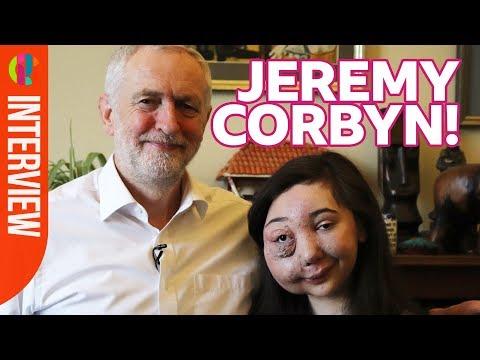 Nikki Lilly Meets... Jeremy Corbyn!