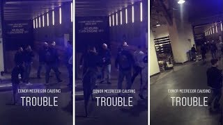 Conor McGregor UFC 223 Bus Melee: Instant Reaction | Luke Thomas