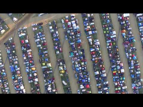 Incredible Sunrise Drone Video Of Solartown Madras Oregon Morning Of 2017 Solar Eclipse