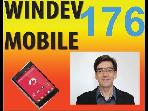 Aula 6315 Windev Mobile   Exemplo Completo Mapas Android Sports Assistant Com Banco De Dados