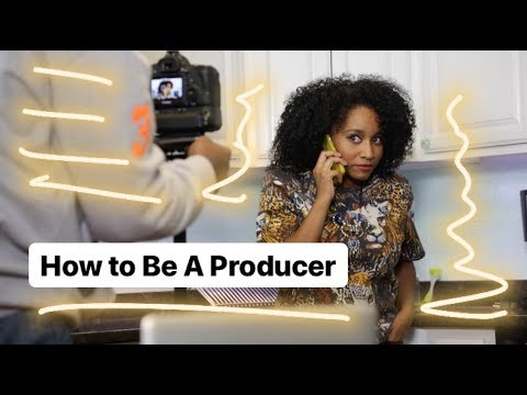 How To Be A Producer   Andrea Lewis #CreativeProcess