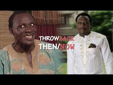 Nollywood Actor, Wale Adebayo's Epic Throwback