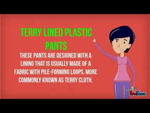 Getting A Closer Look At Plastic Pants Youtube