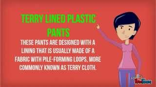 Getting a Closer Look at Plastic Pants