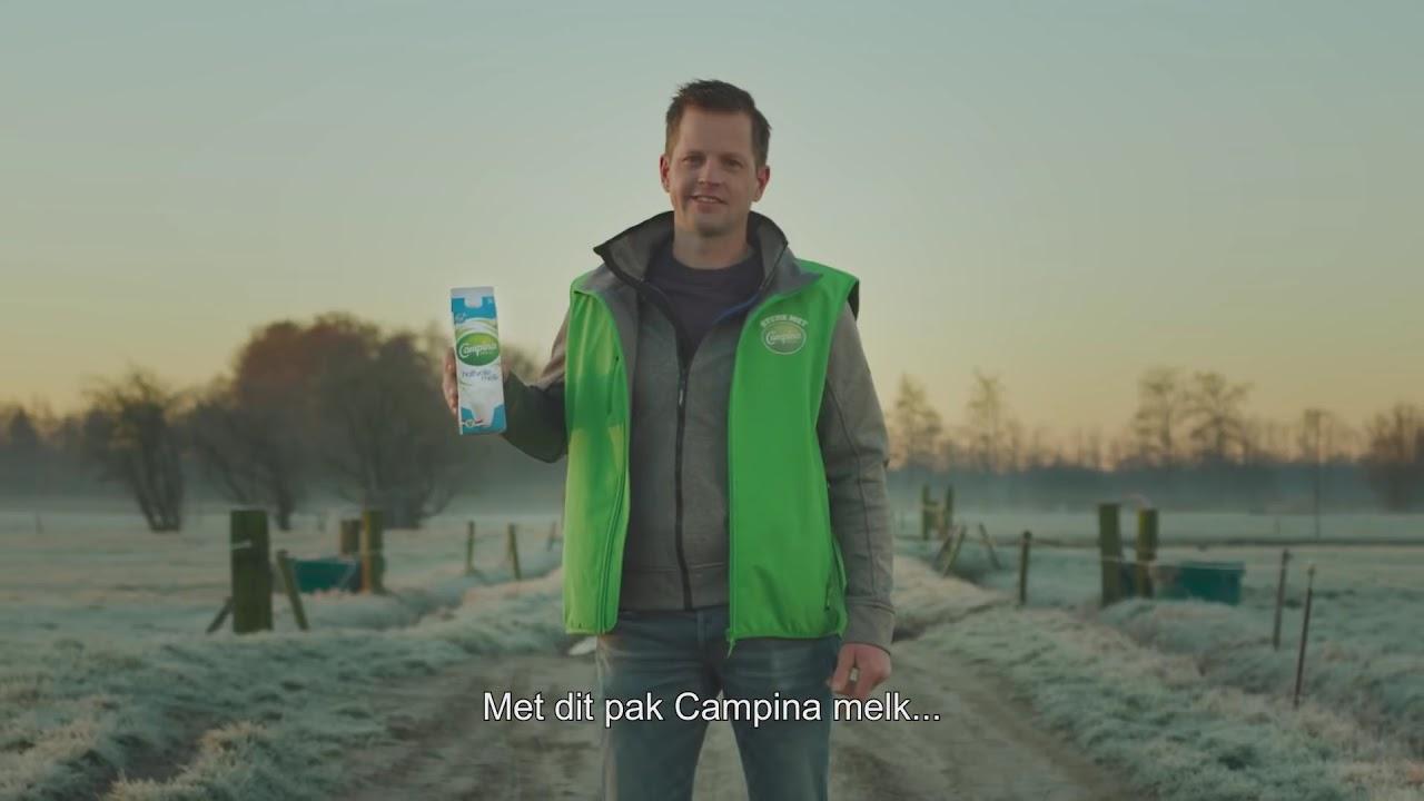 Campina: Samen sterk voor onze natuur