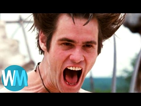 See the Top 10 Hilarious Jim Carrey Moments!