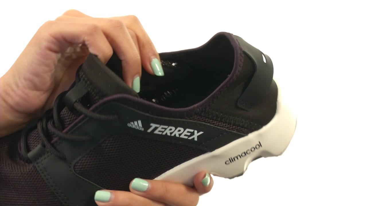 18664a424f2a21 adidas Outdoor Terrex Climacool Voyager Sleek SKU 8810024 - YouTube