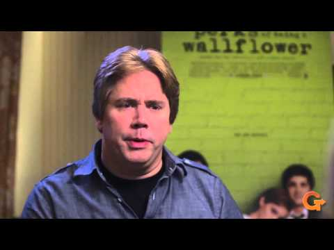 THE PERKS OF BEING A WALLFLOWER   with Stephen Chbosky WriterDirector