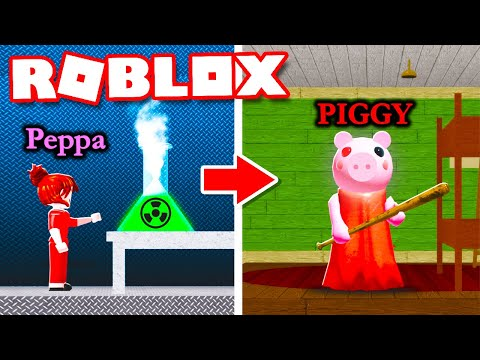 10 PIGGY ORIGIN Stories Explained In PIGGY In Roblox!
