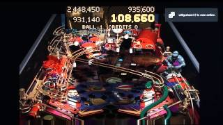 Pro-Pinball: Fantastic Journey on PS1