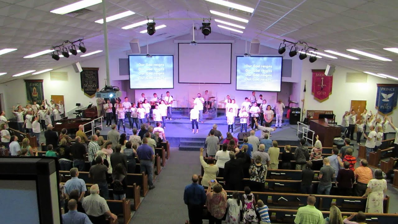 God Be Praised At Hickory Hammock Baptist Church D