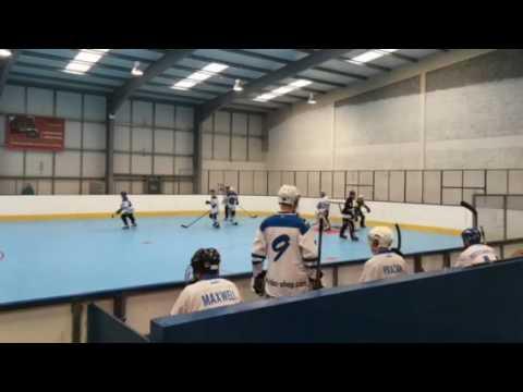 Ballymena Vandals playoff final 2017 Longford