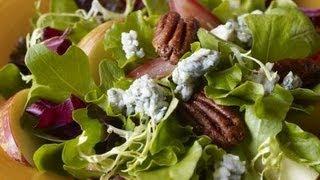 Walnut Blue Salad