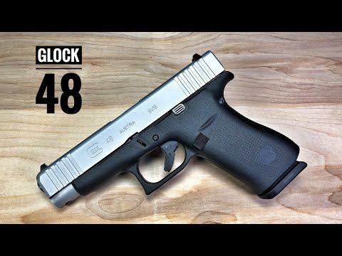Glock 48 - What The Glock 43 Should Have Been All Along... Maybe?