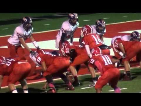 10 16 15 North Warren vs Lenape Valley Football