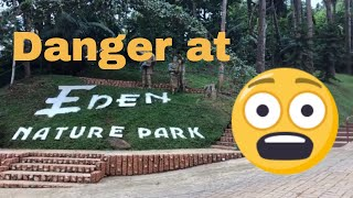 Exploring Davao City - Danger at Eden Nature Park