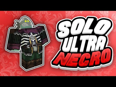 Solo Progression - Ultra Necromancer | Rogue Lineage