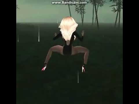 Me Twerking In The Rain(Imvu Edition)