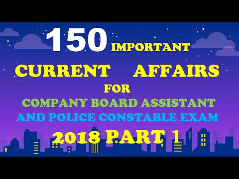 KERALA PSC CURRENT AFFAIRS: IMPORTANT CURRENT AFFAIRS FOR ASSISTANT GRADE  AND POLICE CONSTABLE EXAM