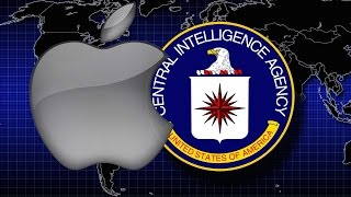 CIA Spying on Apple Users, According to Snowden