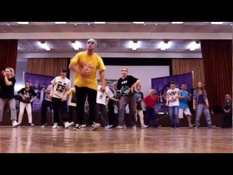 "Top Ukraine Dance Weekend - Day 1 - Александр ""Sanchez"" Мостовой"