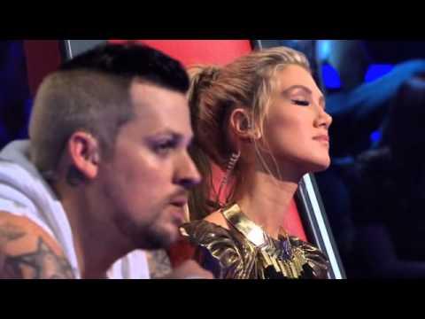 The Voice Australia: Amazing Harrison Craig And Tim Moxey ...