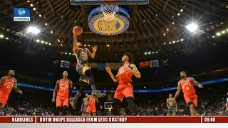 NBA Season: Rockets Beat Blazers 111-104  Sports This Morning 