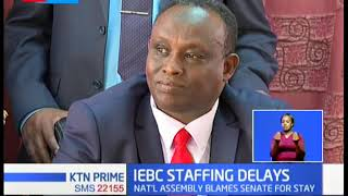 IEBC lacking key staff as election draw closer