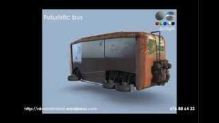 3D modeling & shading showreel 2015