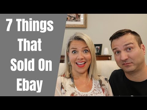 What sold? Selling on ebay tips for your ebay business.