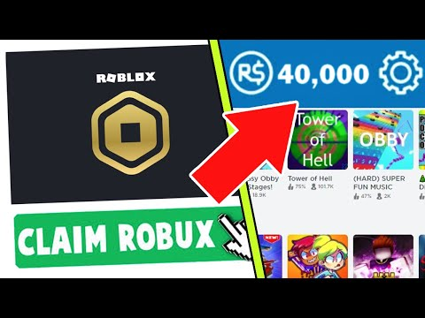 The BEST WAY to get FREE ROBUX *legit* (2021) thumbnail
