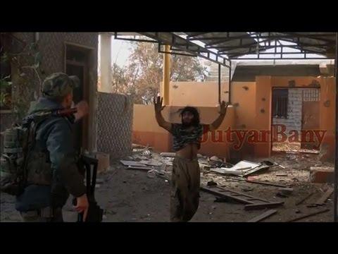 Peshmerga Forces Capture Islamic State Militants In Bashiqa, Iraq